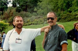 1996 France_Rich Sacher (L) Bill Dailey (R)