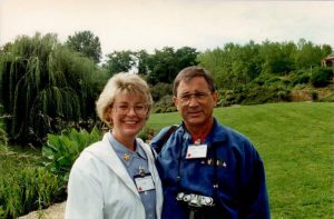 1996 France_Sharon Shuck, Dick Shuck