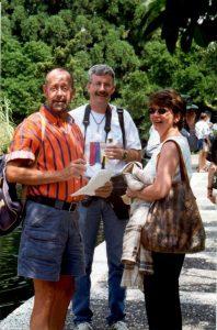 1998 DC_Bill Dailey (L) Rolf Nelson (C) Betty Crupi (R)