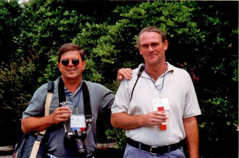 1998 DC_Brad McLane (L) Jack Green (R)