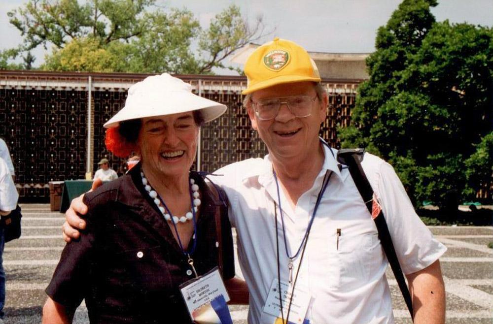 1998 DC_Charles Thomas & Hildreth Morton