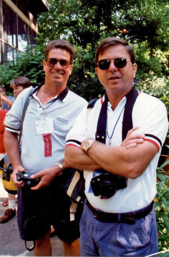 1998 DC_McLane Brothers- Bruce (L) Brad (R)