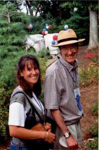 1998 Maryland_Lisa Giannino & James Allison