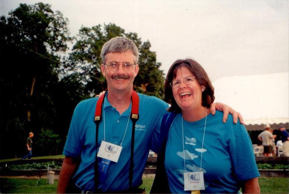 1998 Maryland_Rolf Nelson, Anita Nelson