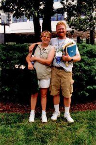 1998 Maryland_Sue & Greg Speichert
