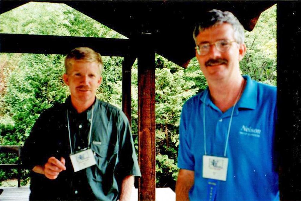 2001 Tenn. Mike Swize (L) Rolf Nelson(R)