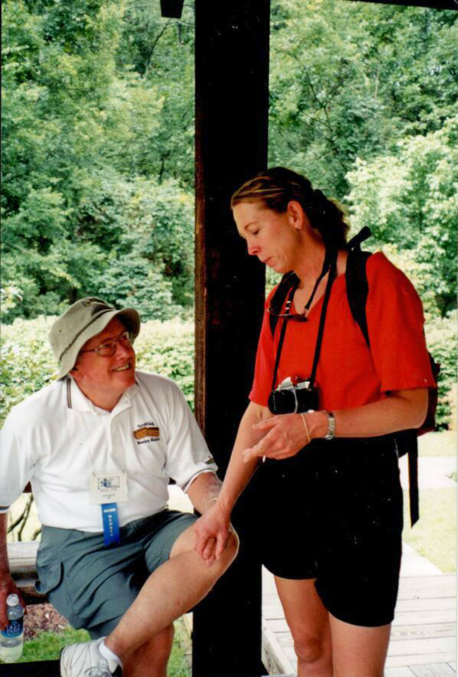 2001 Tennessee_Wayne Davis, Jan Phillips