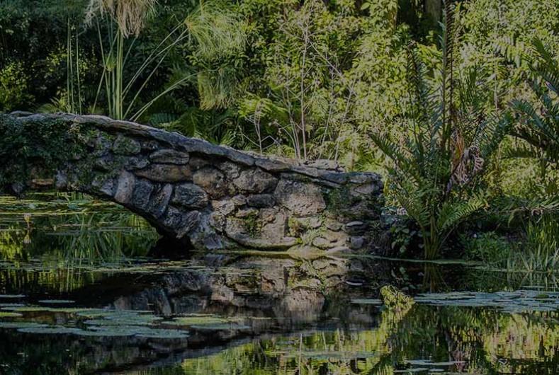 McKee Botanical Garden clip