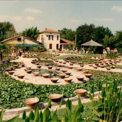 1996 Latour Marliac grounds