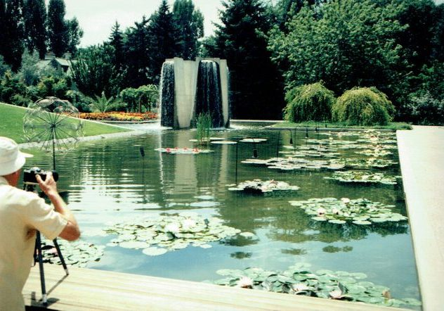 Denver Botanic Gardens, CO. 1987