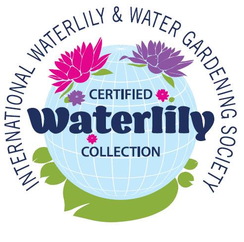 certified Waterlily logo